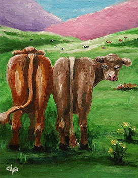 Mooove Over by Dyanne Parker