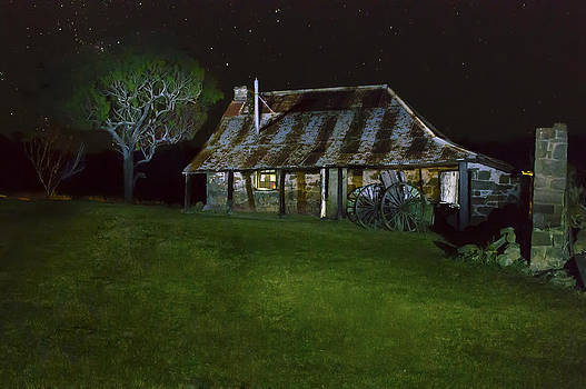 Moore By Night by Debra Simms