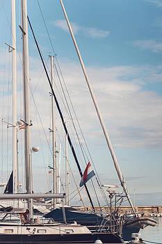 Jenny Rainbow - Moored Yachts. For Yachts Lovers II. Benalmadena Puerto Marina