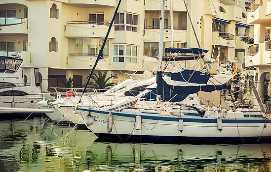 Jenny Rainbow - Moored Yachts VI. For Yachts Lovers. Benalmadena Puerto Marina