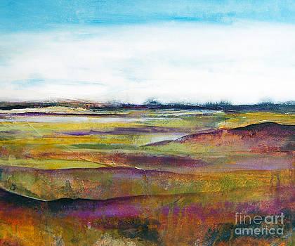 Moorland Glow by Tracy-Ann Marrison