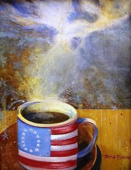 Moose Americana by Trish Bilich