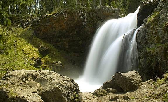 Moose Falls by David Halter