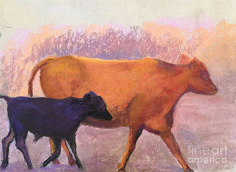 Moovin' On by Rosemary Juskevich