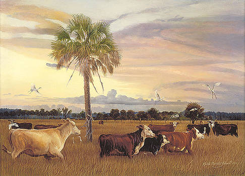 Mooving On by Keith Martin Johns
