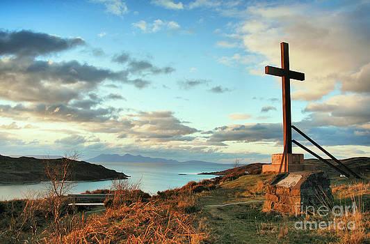 Morar Cross by Catherine Perkinton