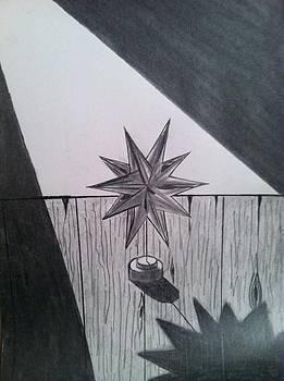 Moravian Star by Tony Clark