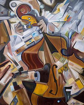 More Bass by Alexandra  Kube