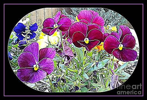 More Flowers 5 by Cindy New