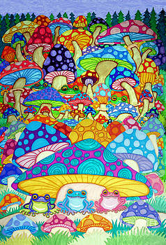 Nick Gustafson - More Frogs Toads and Magic Mushrooms