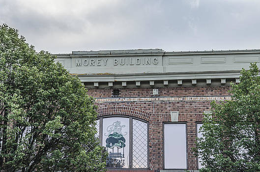 Morey Building Architecture Downtown Hendersonville NC by Wesley Corn
