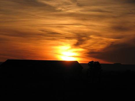 Moriarty Sunrise  by Jeanne LeMieux