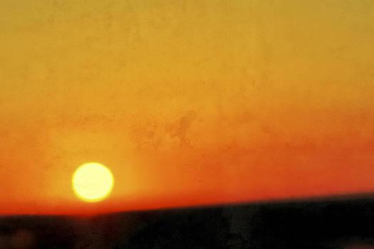 Sunrise Sunset Image Art - The Hangover by Jo Ann Tomaselli