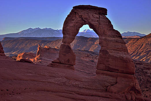 Morning Arch by Jeff Rose