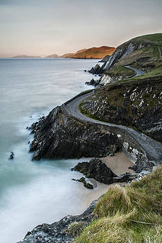 Morning at Slea head by M I