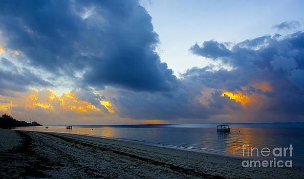 Pravine Chester - Morning at the Beach