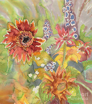 Morning Bloom by Barb Maul