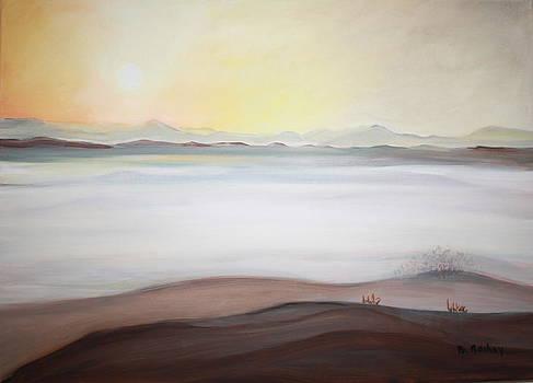 Morning Camp by Brigitte Roshay