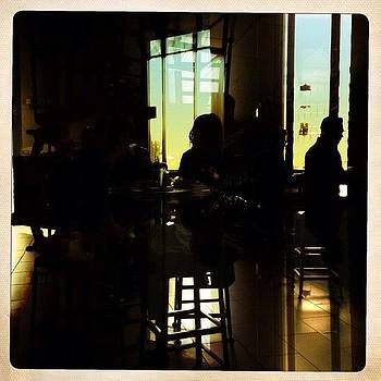 Morning Coffee House #hipstamatic by Brian Kalata