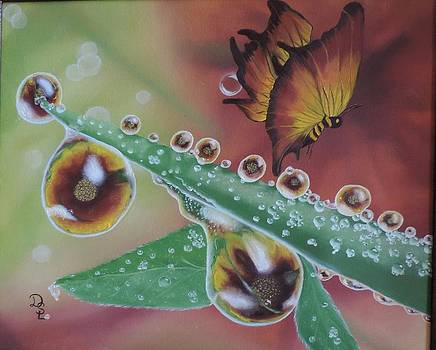 Morning Dew by Dianna Lewis