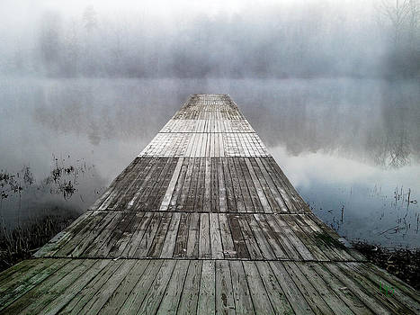 Morning Dock by L and D Design Photography