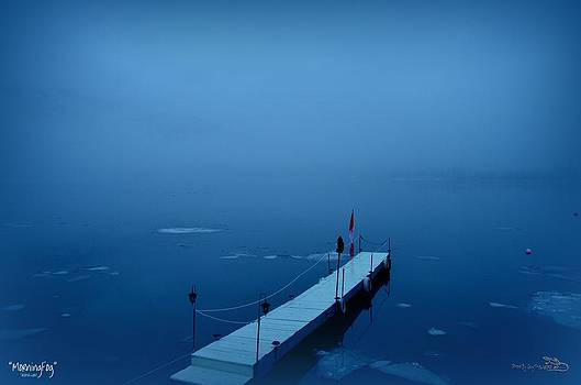 Guy Hoffman - Morning Fog 001 - Skaha Lake 03-06-2014