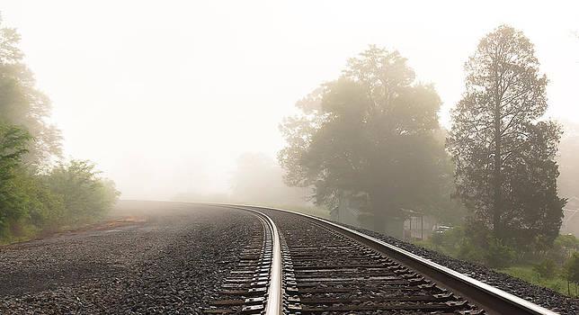 Morning Fog by Josh Blaha