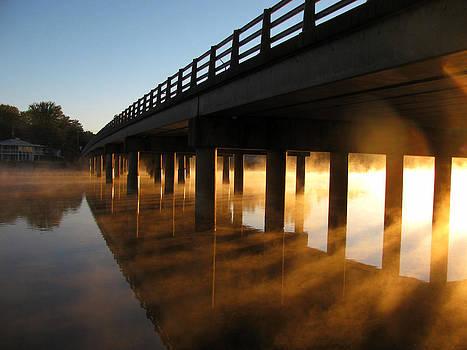 Morning Fog by Lisa Chorny