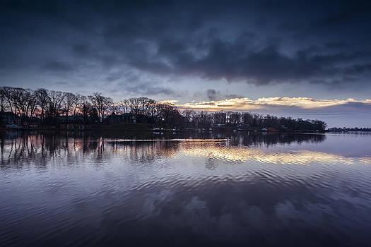 Morning Glow by Edward Kreis