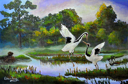 Morning Greetings by Eileen  Fong