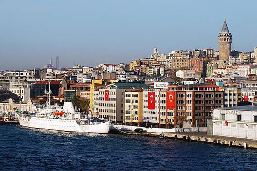 Ramunas Bruzas - Morning in Istanbul