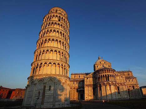 Susan Rovira - Morning in Pisa