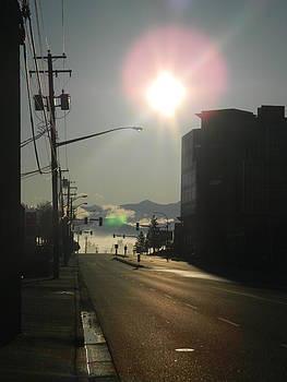 Nicki Bennett - Morning in the City