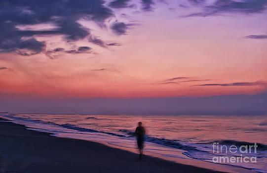 Morning Jog by Jeff Breiman