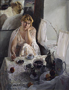 Morning by Korobkin Anatoly