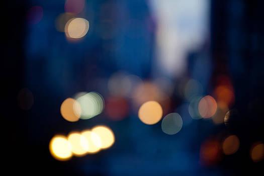 Morning Lights by D Scott Clark