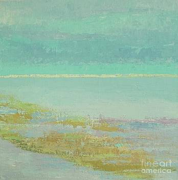 Morning Low Tide by Gail Kent