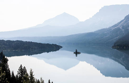 Morning Mist by Aaron Aldrich