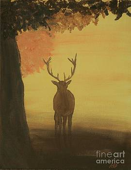 Morning Mist by Ashley Van Artsdalen