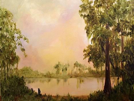 Morning Mist by Carol Thornton