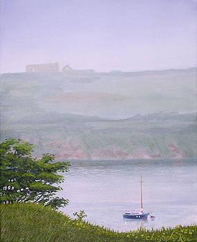 Morning Mist Kinsale-SOLD by Christopher Roe