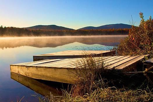 Morning Mist by Meghan OHare