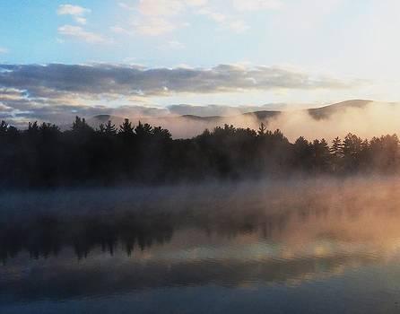 Morning Mists by Carl Sheffer