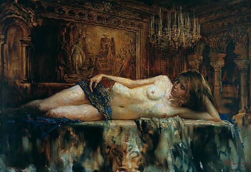Morning of Princess by Kartashov Andrey