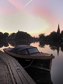 Morning on the Amstel by Cristel Mol-Dellepoort