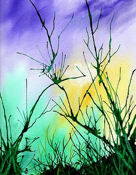 Morning On The Marsh by Brenda Owen