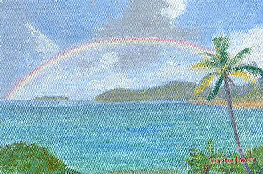 Candace Lovely - Morning Rainbow