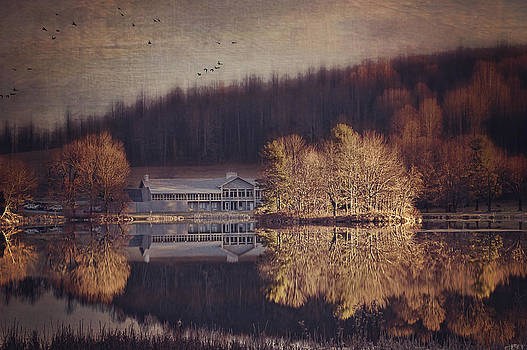 Morning Reflections by Kathy Jennings