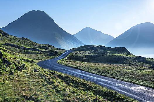 Svetlana Sewell - Morning Road