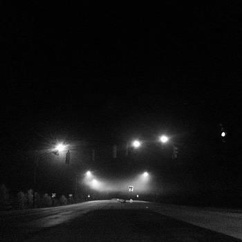 Morning #run It Was Quiet by Malcolm Van Atta III